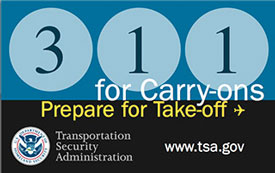 TSA Carry-On Regulations
